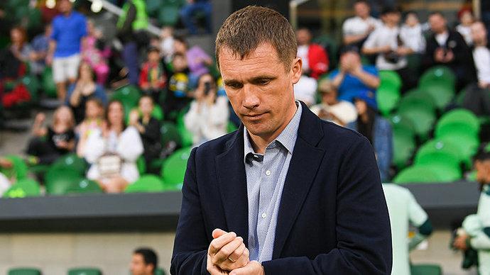 Виктор Ганчаренко — в эфире МАТЧ ПРЕМЬЕР: «К сожалению, кажется, что Вандерсон выбыл надолго»