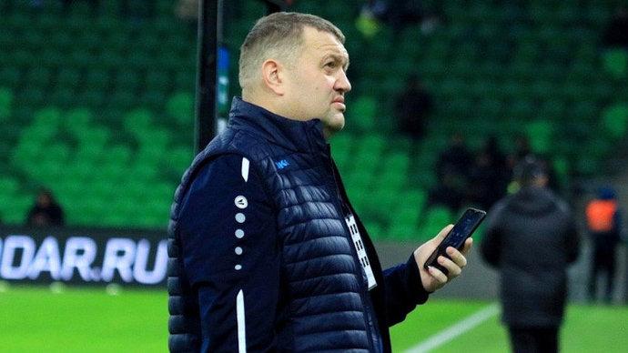 Спортивный директор «Тамбова»: «Если игроки временно снимут претензии, сможем играть в Кубке и РПЛ»