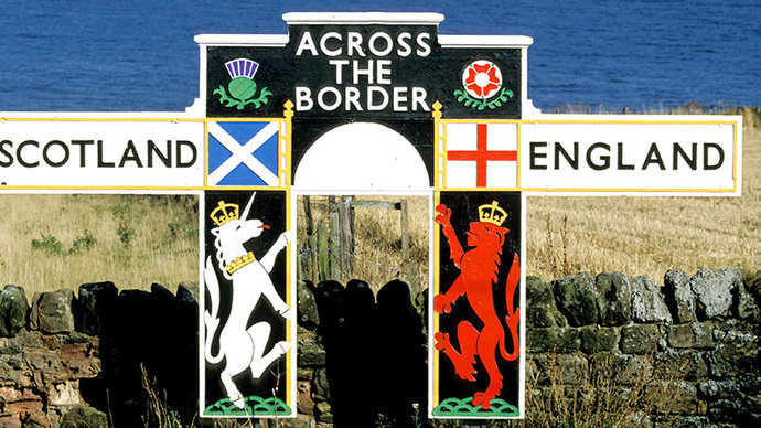 Единство против национальной гордости. Англия и Шотландия: лицом к лицу