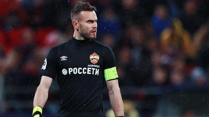 Акинфеев — выше Месси и Рамоса. Капитан ЦСКА — самый преданный футболист в мире