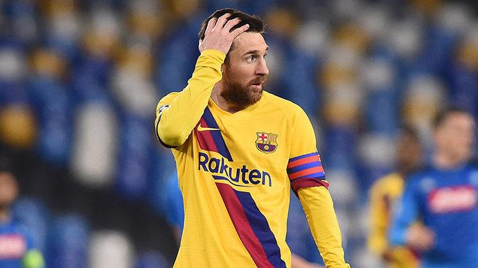 Месси лидирует в опросе для определения лучшего футболиста в XXI веке, Мбаппе — 91-й