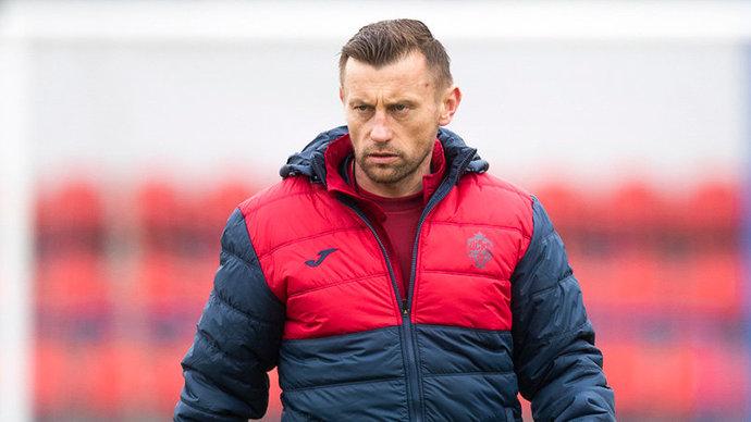 Ивица Олич: «Не было много времени что-то сделать в ЦСКА»