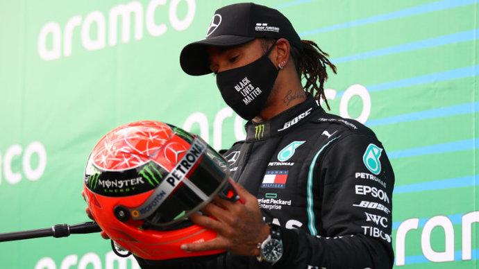 Хэмилтон стал лучшим на второй тренировке Гран-при Испании, Мазепин вновь замкнул протокол