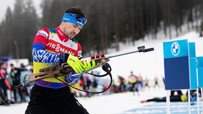 Елисеев первым из россиян начнет спринт в Поклюке, Логинов стартует 12-м в «золотом» бибе