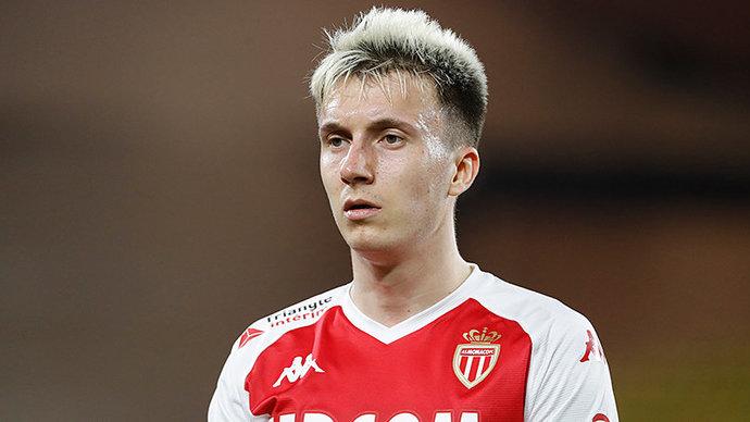 Головин — в старте «Монако» на игру со «Страсбуром»