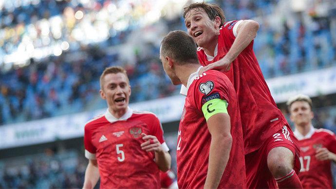 Сборная России улучшила позицию в рейтинге ФИФА