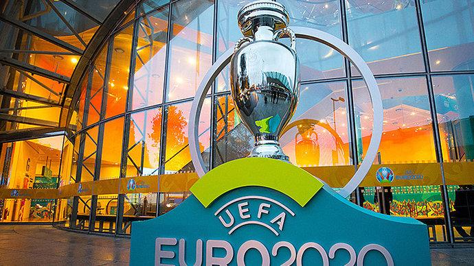 Появилась официальная песня Евро-2020