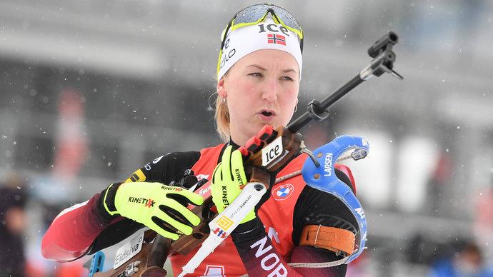 Рейселанд показала лучший ход в гонке преследования, Миронова — 16-я