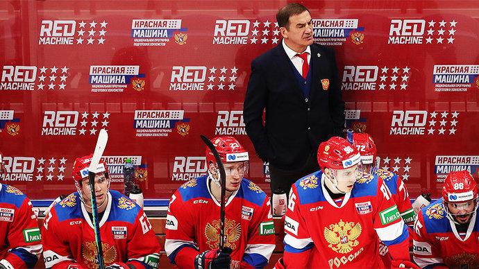 Сборная России назвала состав на матч Еврочелленджа против Швейцарии