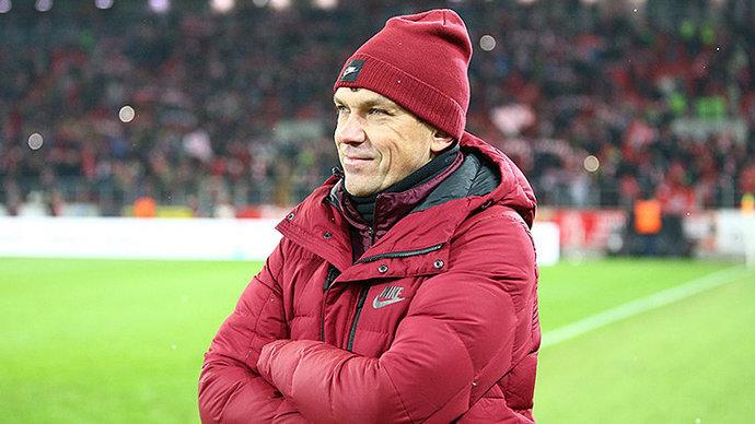 Пилипчук покидает пост главного тренера «Спартака-2»