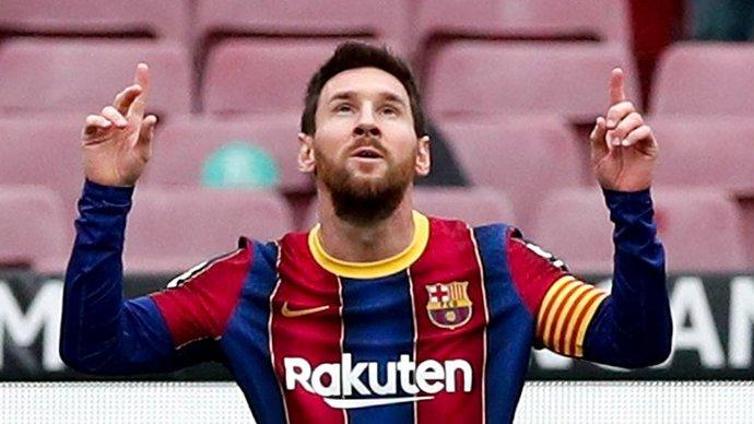 Месси установил единоличный рекорд по числу матчей за «Барселону»