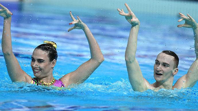Гурбанбердиева и Мальцев стали чемпионами Европы среди смешанных дуэтов