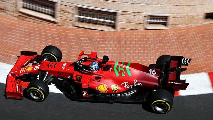 Леклер не выступит в гонке в Монако из-за проблем с коробкой передач