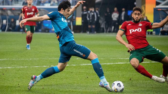 «Локомотив» — самый грубый из топ-клубов, Азмун забивает чаще всех. Статистические итоги сезона РПЛ