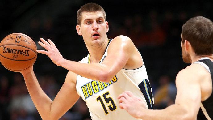 Йокич признан MVP регулярного чемпионата НБА