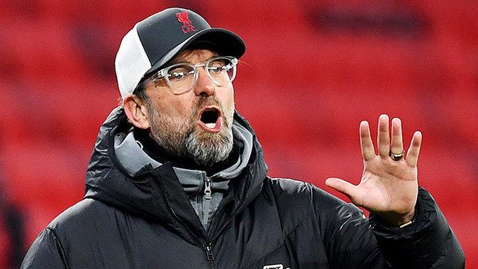 Джейми Каррагер: «Уход Клоппа из «Ливерпуля» станет поводом для праздника в офисах «Ман Сити», «Манчестер Юнайтед» и «Челси»