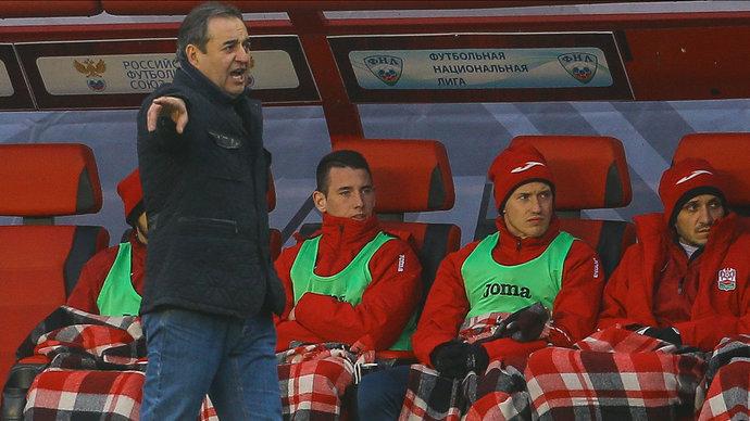 Хасанби Биджиев: «Очень обидно так проигрывать. Но у нас серьезные кадровые проблемы»