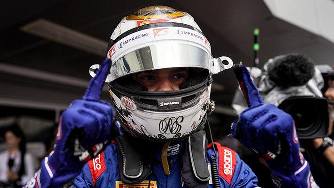 Шварцман вновь попал на пьедестал «Формулы-2» в Азербайджане, Випс одержал вторую победу подряд