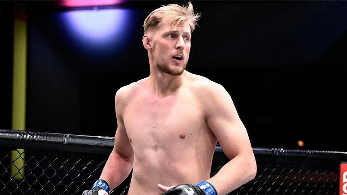 Волков получит бой за пояс UFC в случае победы над Ганом