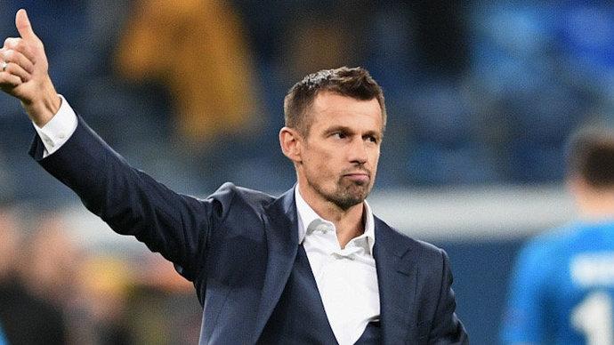 Сергей Семак: «Поле могло быть и лучше, но это не в моей компетенции»