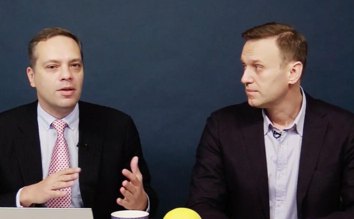 С Навального и Милова взыскали по 30 тыс. руб. по иску Пригожина