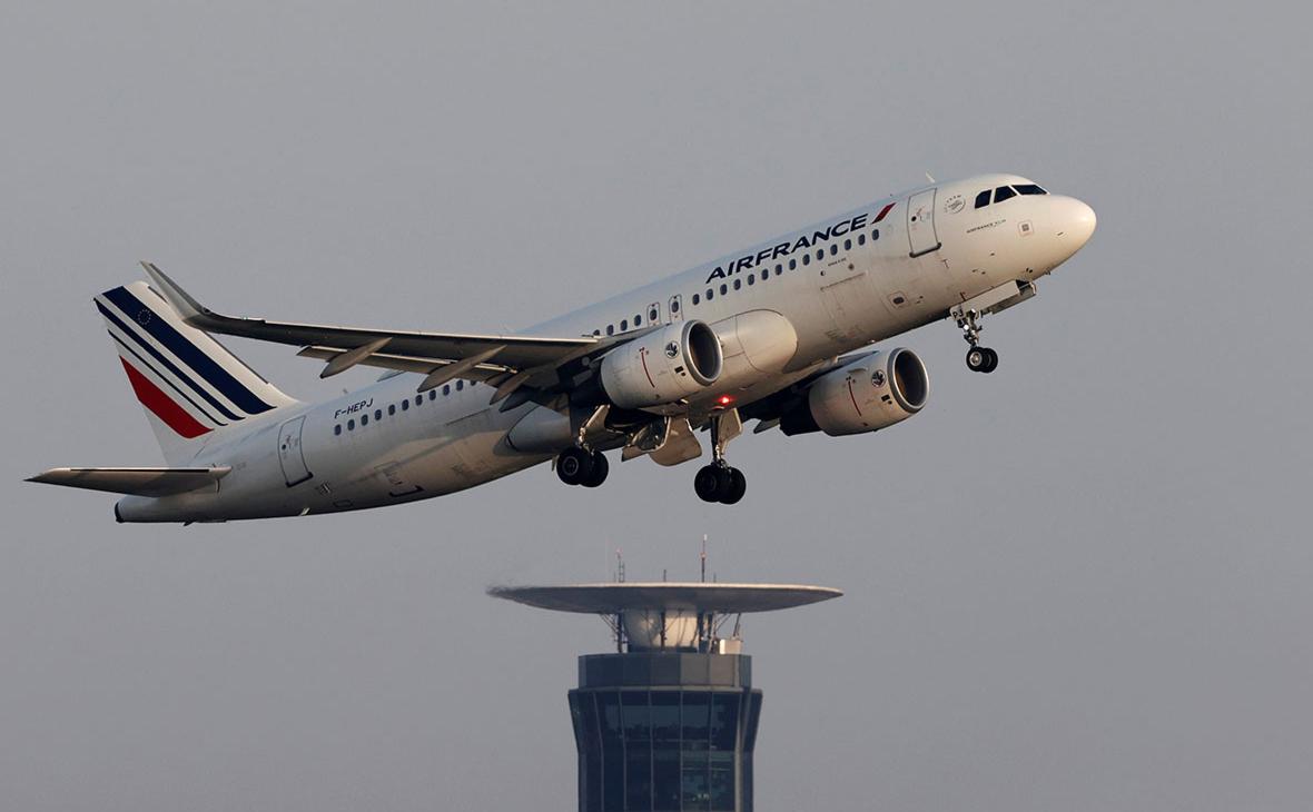 Air France и Finnair объявили о приостановке полетов над Белоруссией
