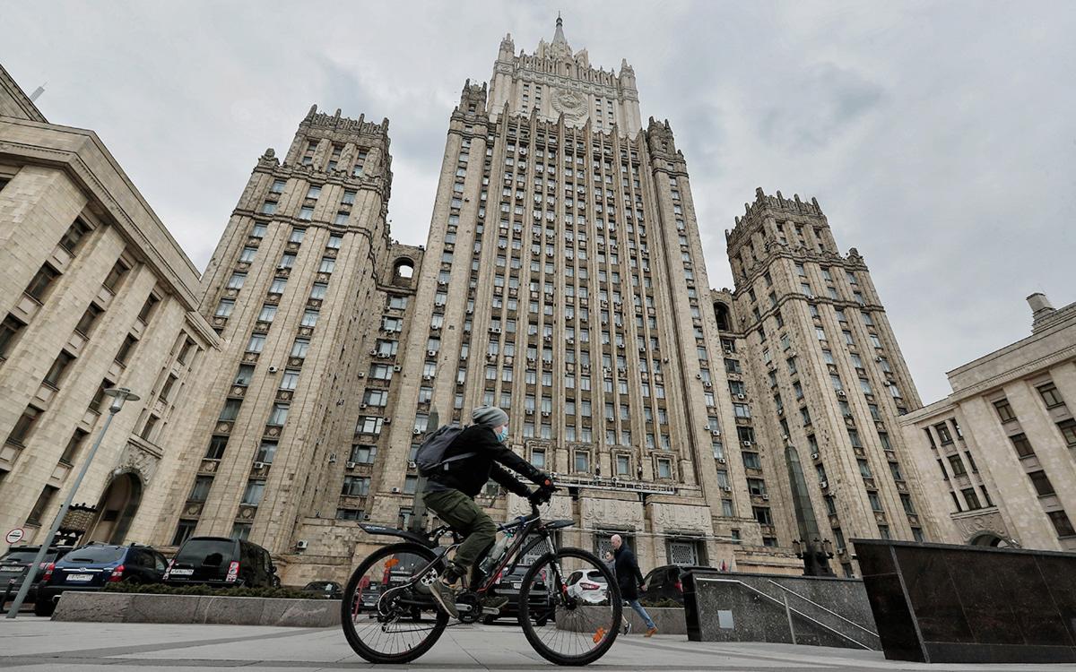 Россия вышлет украинского консула