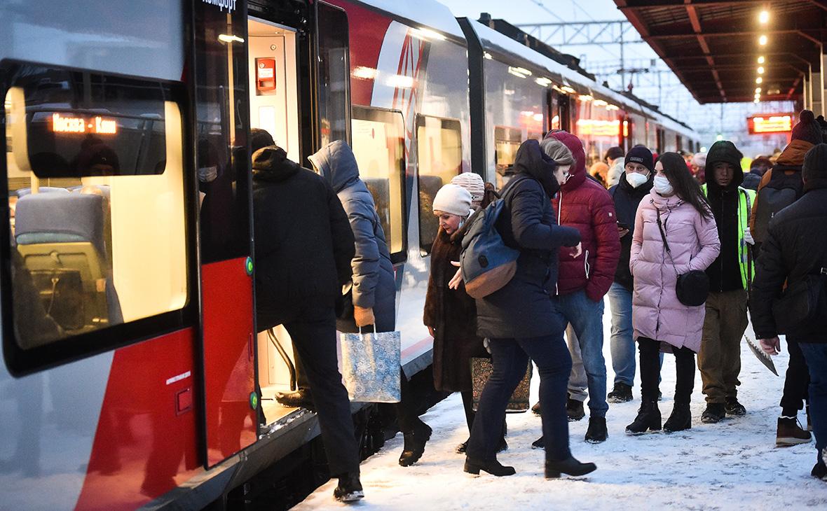МЖД сообщила о задержке электричек на Горьковском направлении