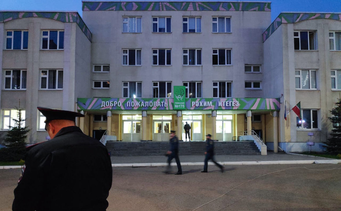 Директор гимназии в Казани объяснила отсутствие охраны в здании