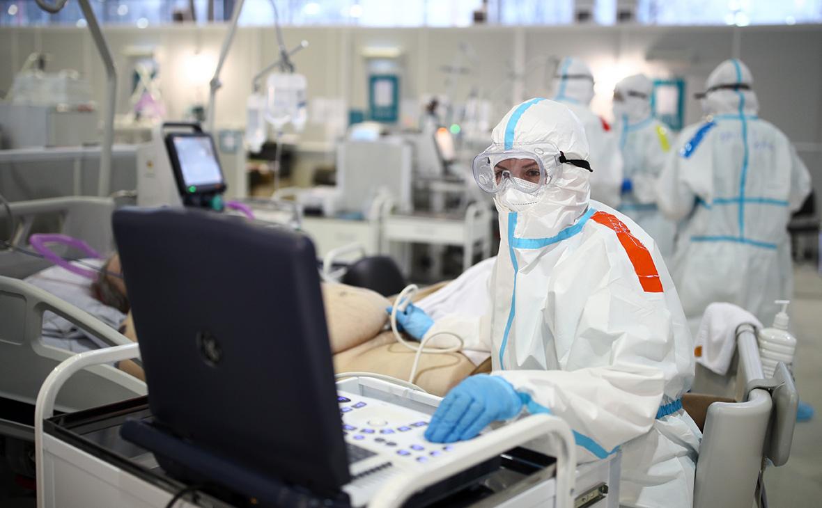 В Москве впервые с января выявили более 5 тыс. случаев COVID-19 за сутки