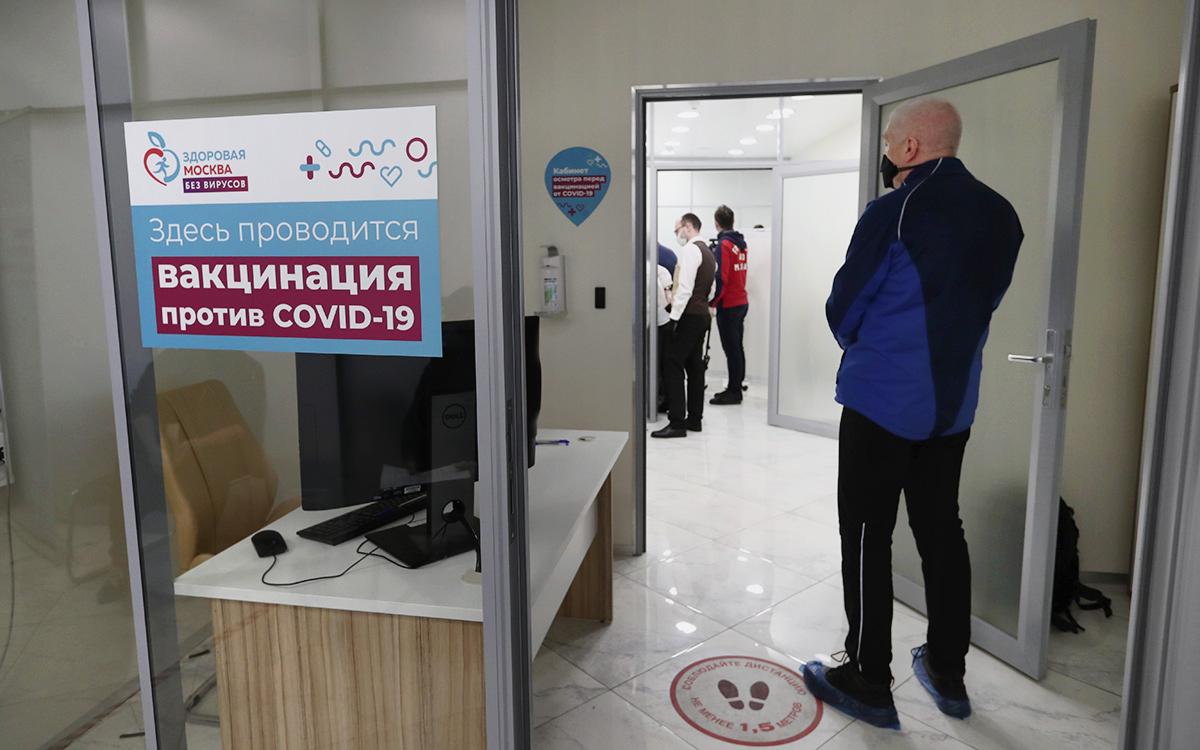 Голикова сообщила о «резко увеличившимся» числе желающих вакцинироваться