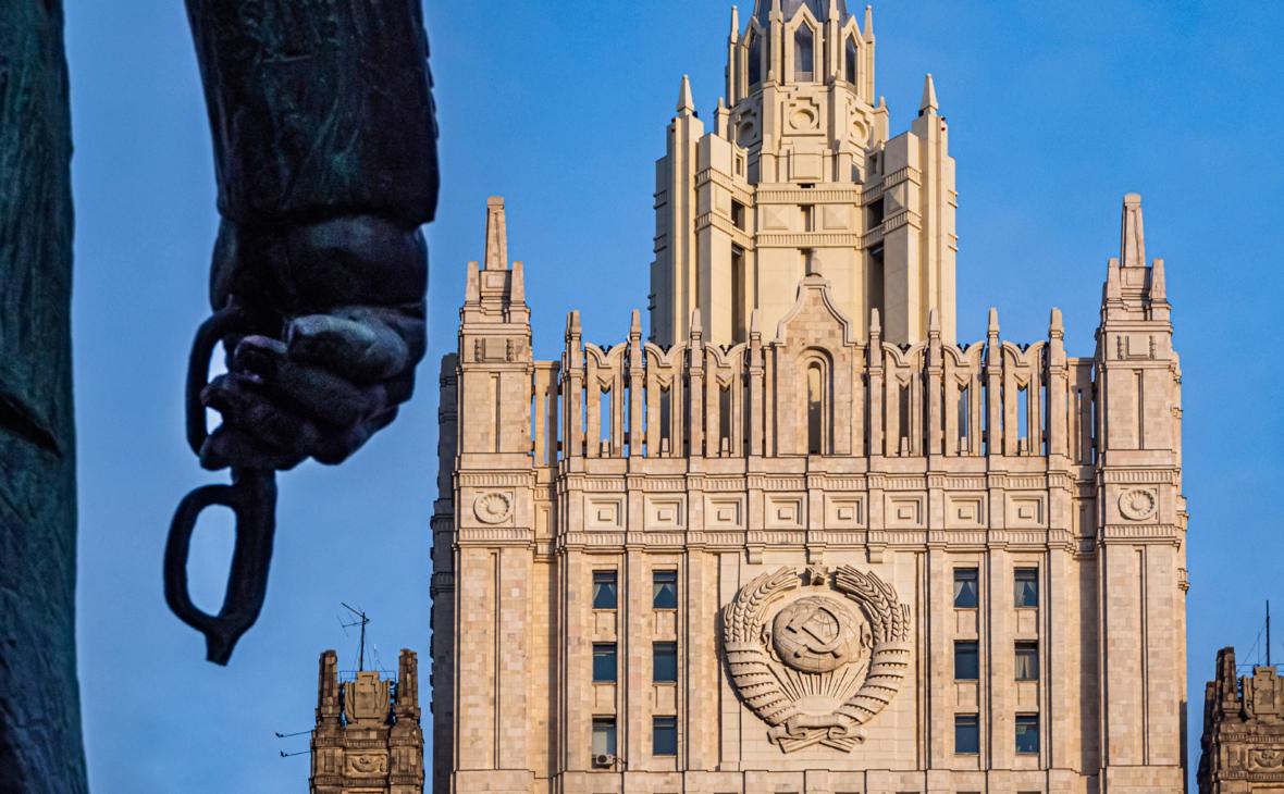 МИД увидел «американский след» в высылке российских дипломатов из Чехии