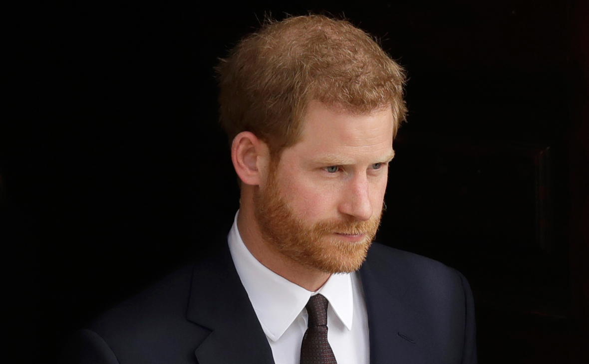 Принц Гарри примет участие в похоронах принца Филиппа