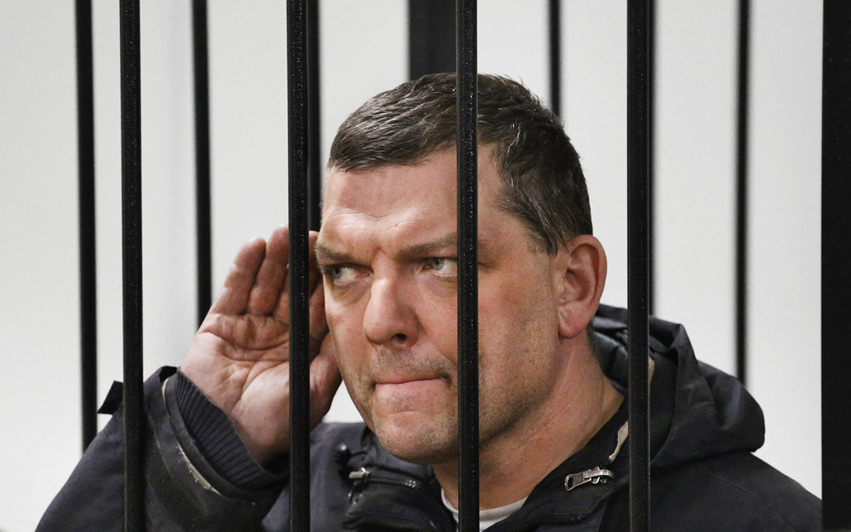 Устроившего стрельбу на фабрике «Меньшевик» задержали по новому делу