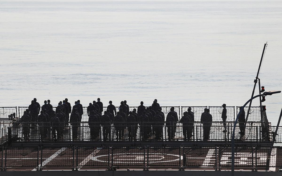 Военные Индонезии признали гибель экипажа пропавшей подлодки