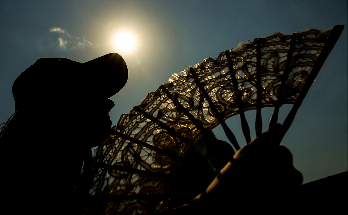 Москвичам пообещали африканский зной и рекордную за 120 лет температуру