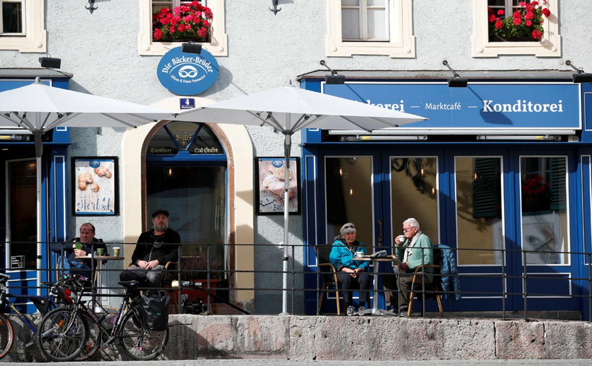 В Баварии отменят ограничения для переболевших и привитых от COVID-19