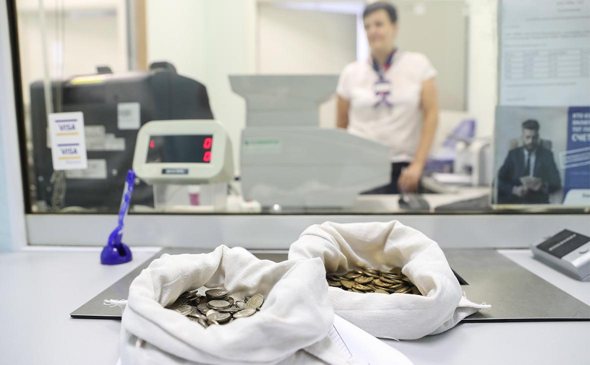 Центробанк анонсировал проект по сбору монет у россиян