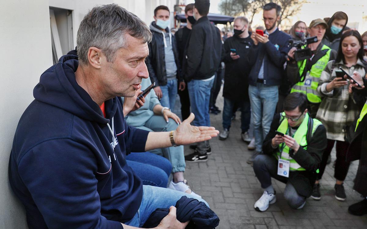 Ройзман сообщил об административном деле за организацию митинга