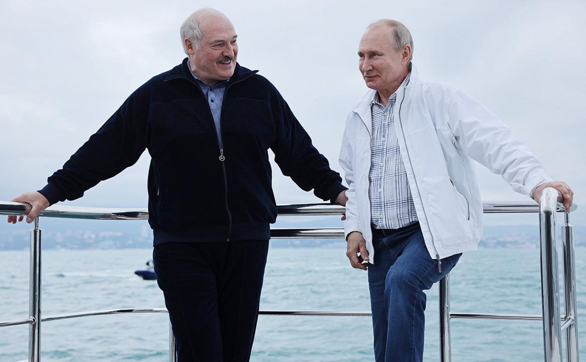 Лукашенко рассказал о вопросе Путину, «как нам попасть в Крым»