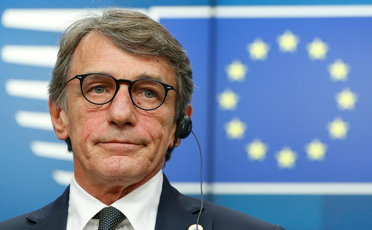 Россия ввела санкции против глав Европарламента и прокуратуры Берлина