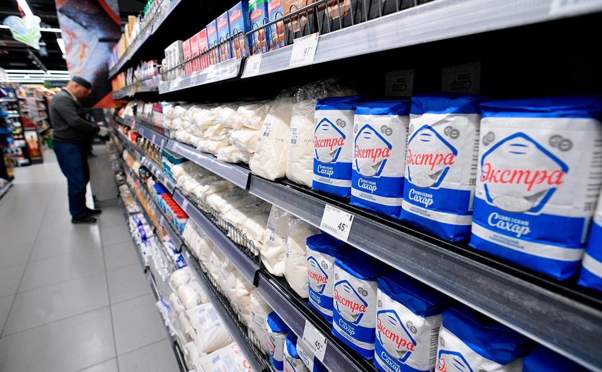 СМИ узнали о новых мерах регулирования цен на сахар