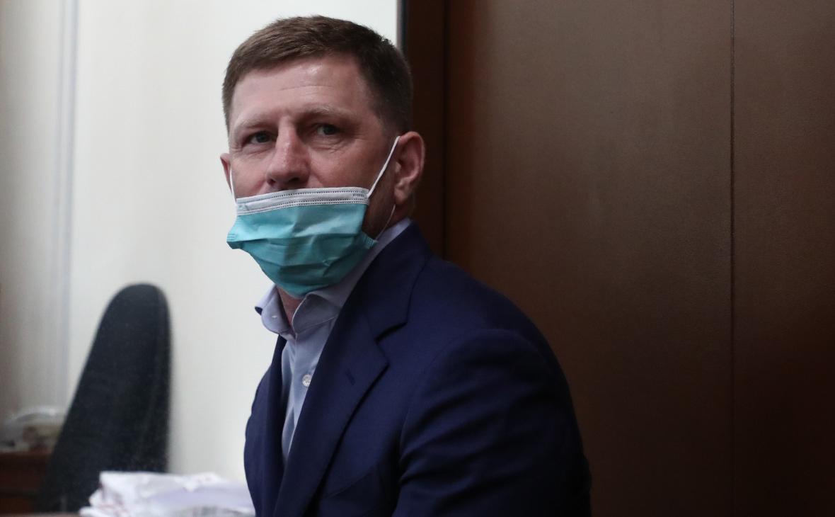 Адвокат сообщил о заражении Фургала коронавирусом в СИЗО