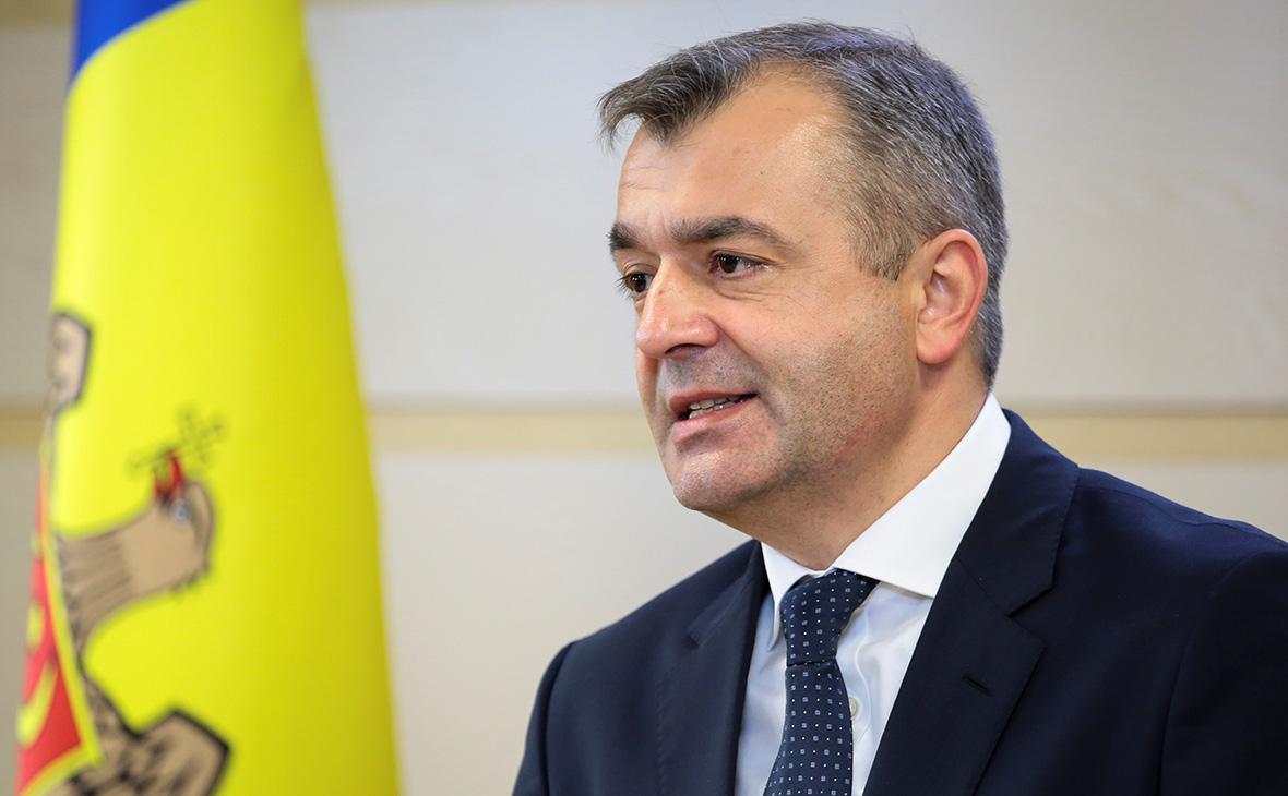 Премьер Молдавии решил уйти в отставку