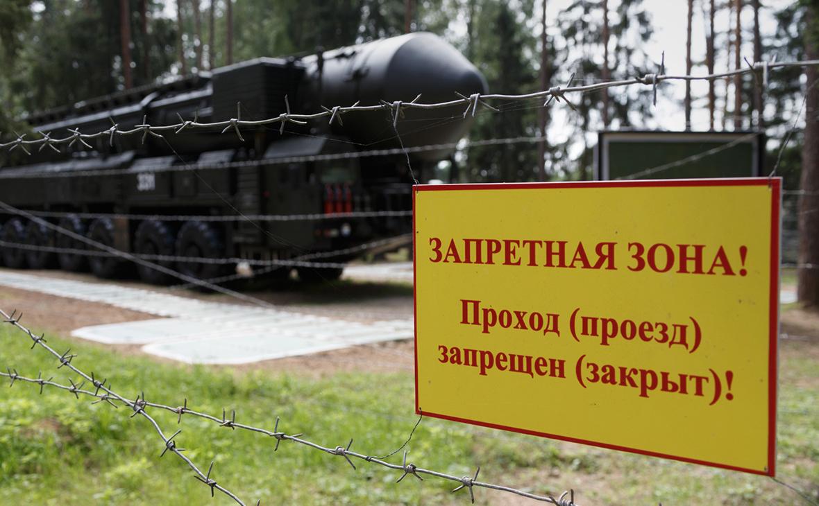 Украина заподозрила Россию в намерениях хранить ядерное оружие в Крыму
