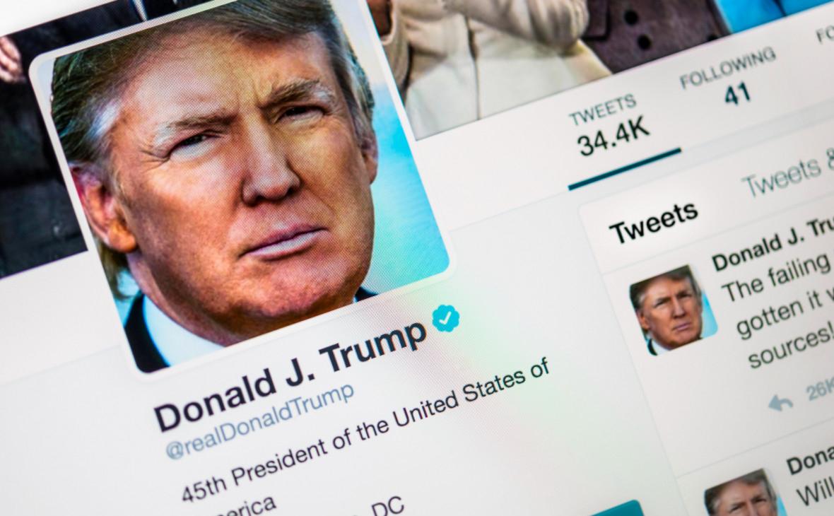 Нацархив США решил выложить все удаленные твиты Трампа