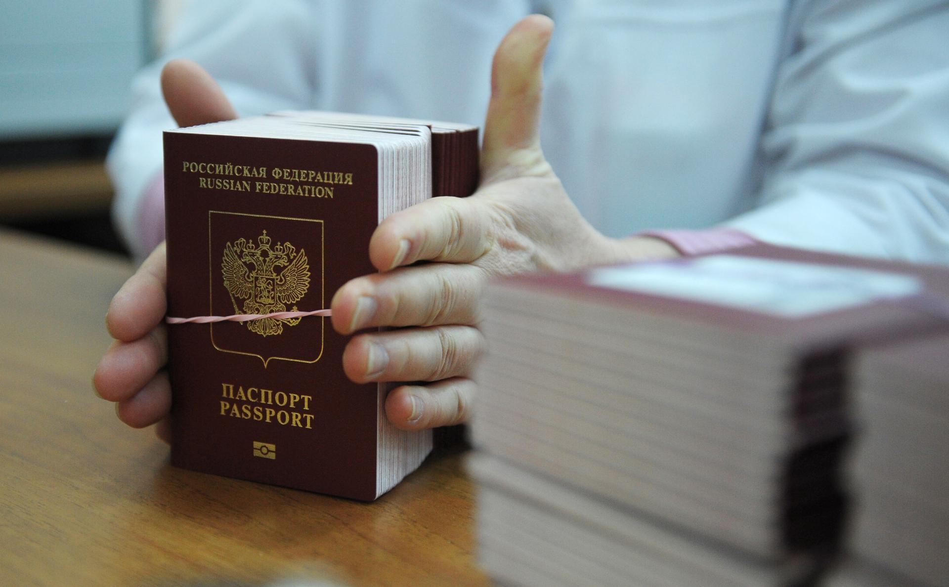 МВД подтвердило возможность получать российские загранпаспорта за рубежом