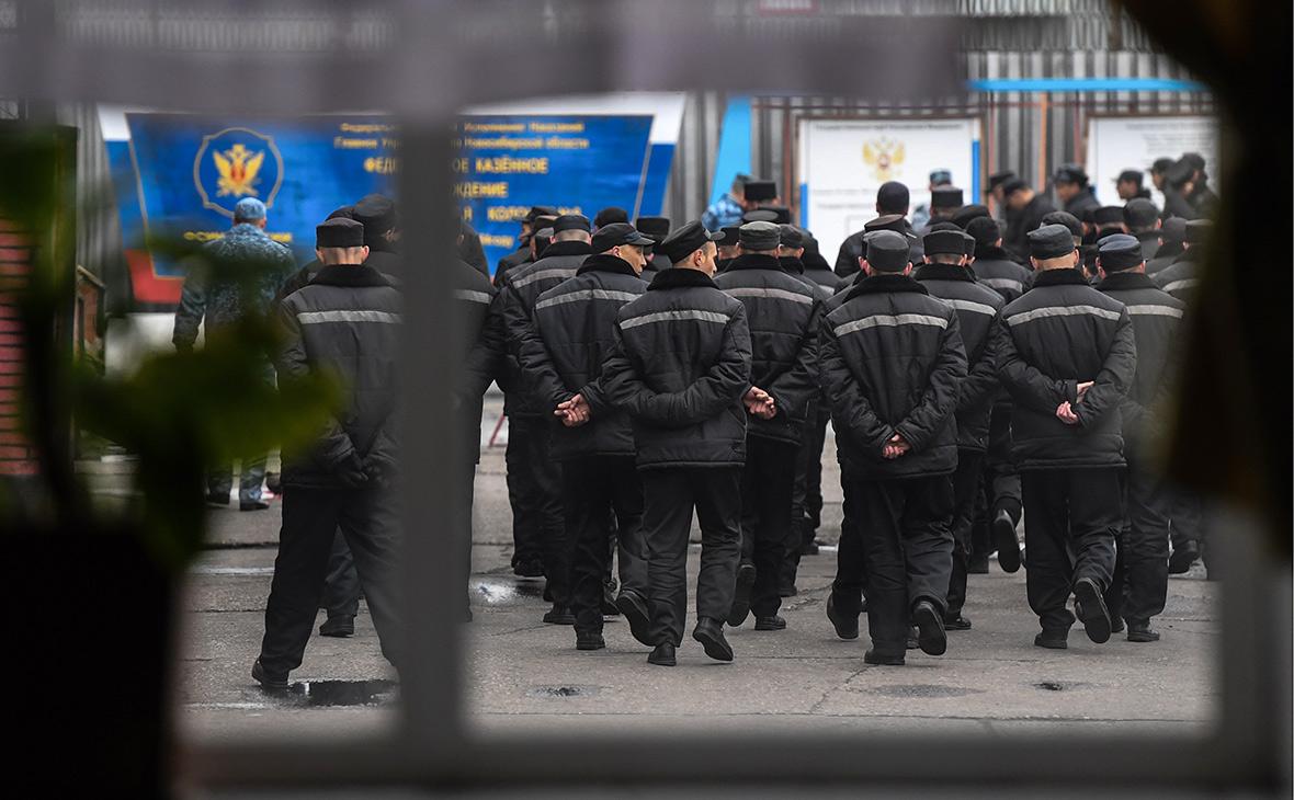 В России вырос показатель смертности среди заключенных