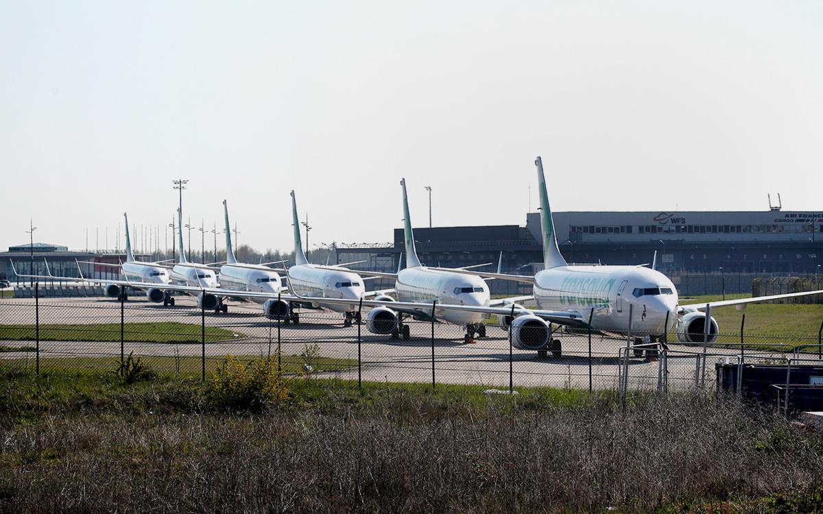 Франция решила приостановить авиасообщение с Бразилией из-за COVID-19