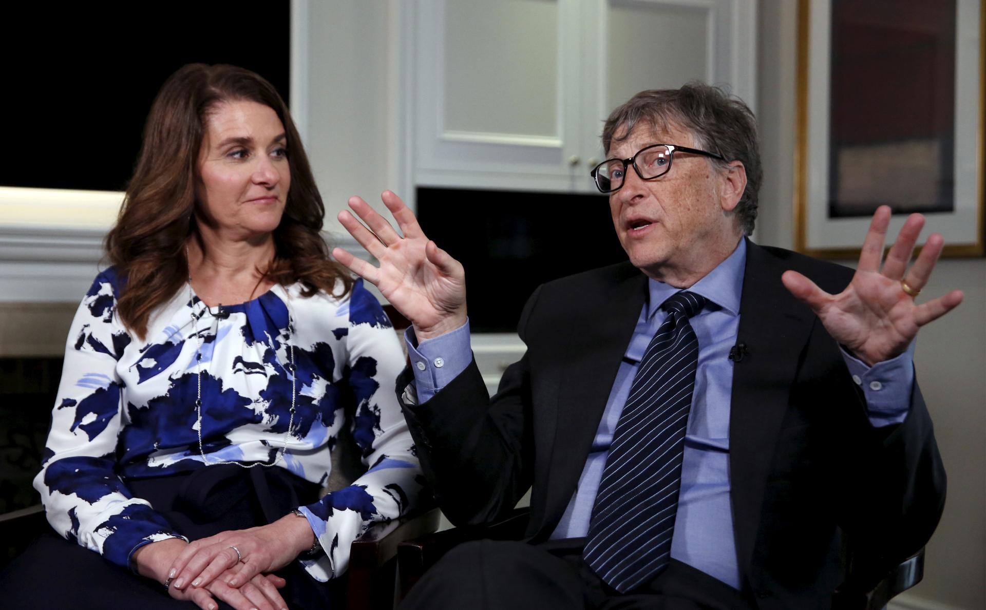 СМИ узнали о возможных причинах развода Билла и Мелинды Гейтс